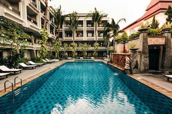 クタ、ザ ヴィラ バリ ブティック ホテル & スイートの写真