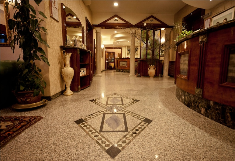 Hotel Ambra Palace, Pescara, Lobby