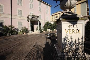 A(z) Hotel Verdi hotel fényképe itt: Parma