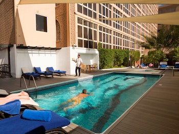 Foto del Arabian Courtyard Hotel & Spa en Dubái