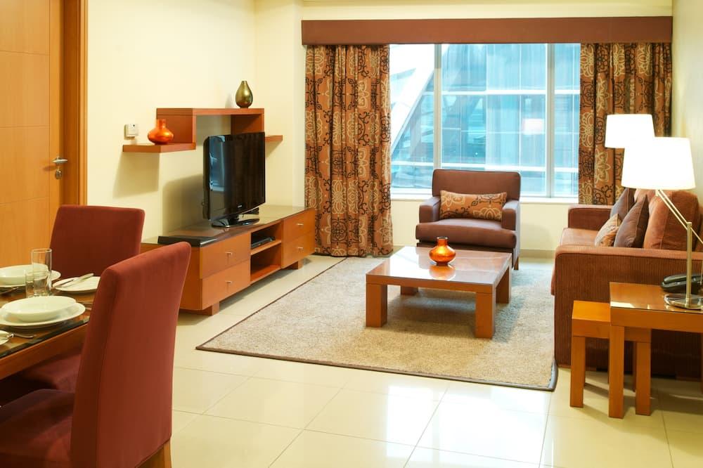 Suite, 3 habitaciones - Sala de estar