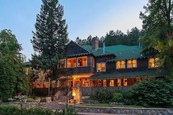 Boulder bölgesindeki Alps Boulder Canyon Inn resmi