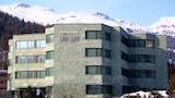 Book this Parking available Hotel in St. Moritz