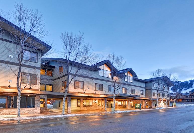 Homewood Suites by Hilton Jackson, Jackson, Hotel Front – Evening/Night