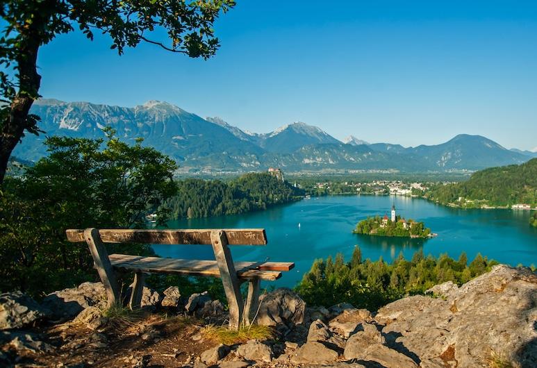 Hotel Lovec, Bled, Wandern