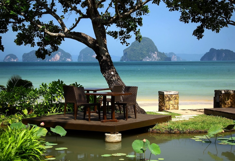 The Tubkaak Krabi Boutique Resort, Krabi, Spiaggia