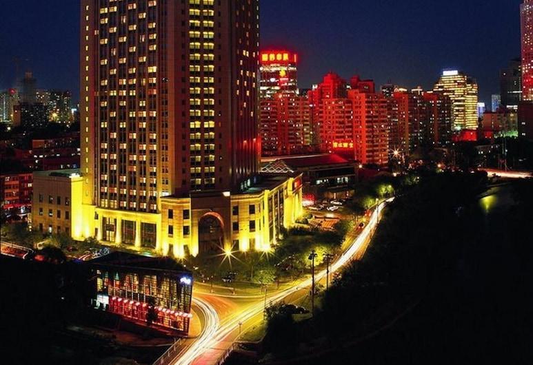 Yu Yang Hotel, Beijing, Hotel Front