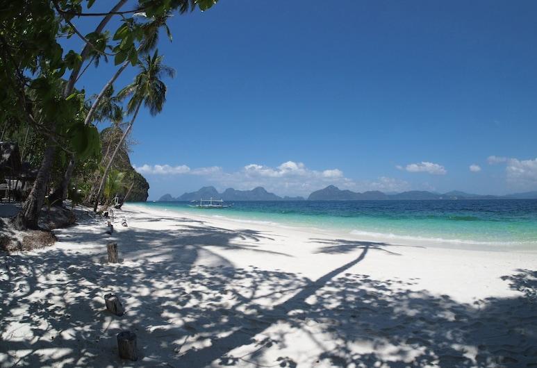 Lagen Island Resort, El Nido, Beach