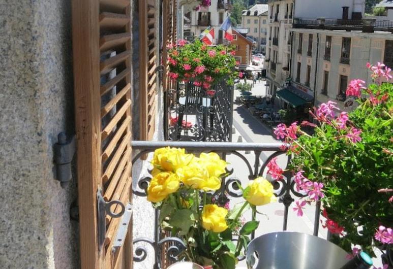 Hôtel Le Chamonix, Chamonix-Mont-Blanc, Twin Room, Balcony, Guest Room