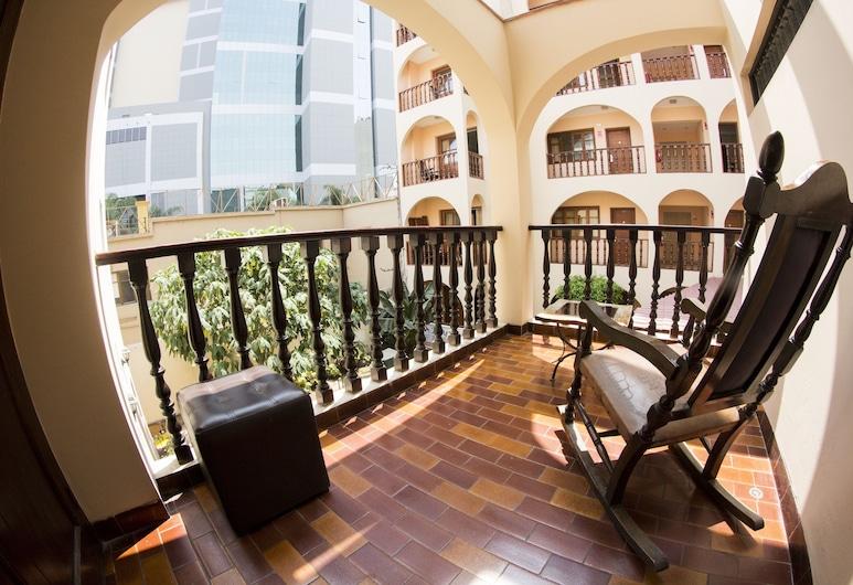 Bayview Hotel, Lima, Dvoulůžkový pokoj, Balkón