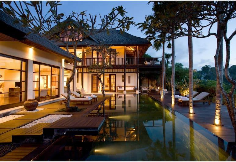 Karma Jimbaran, Jimbaran, Deluxe Villa, 4 Bedrooms, Valley View, Exterior