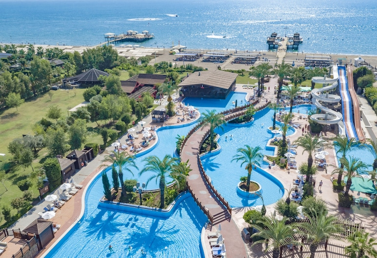 Liberty Hotels Lara - All Inclusive, Antalya, Ansicht von oben