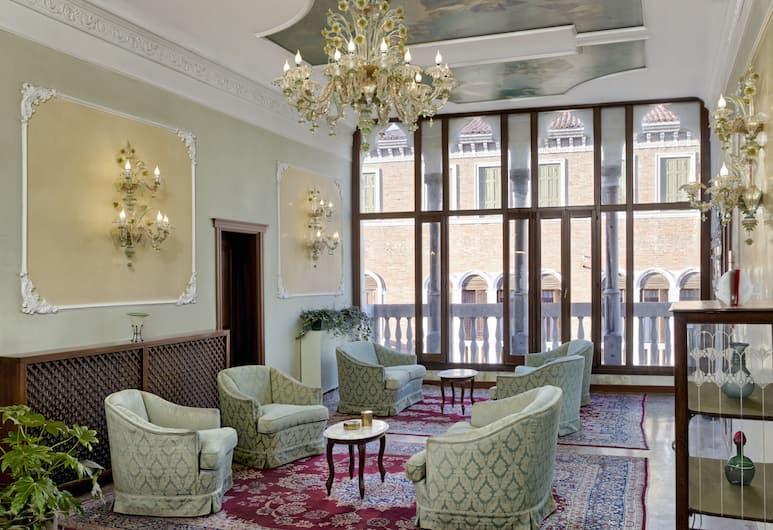 Hotel Pausania, Венеция, Зона гостиной