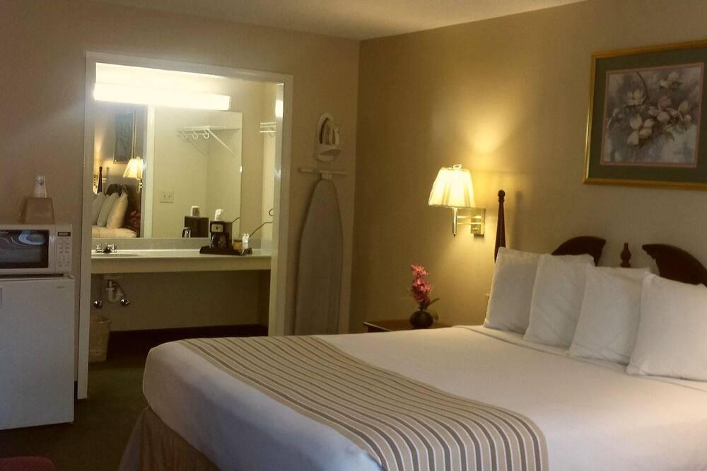 Camera, 1 letto king - Camera