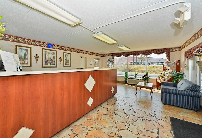 Americas Best Value Inn & Suites Knoxville North, Knoxville, Lobby