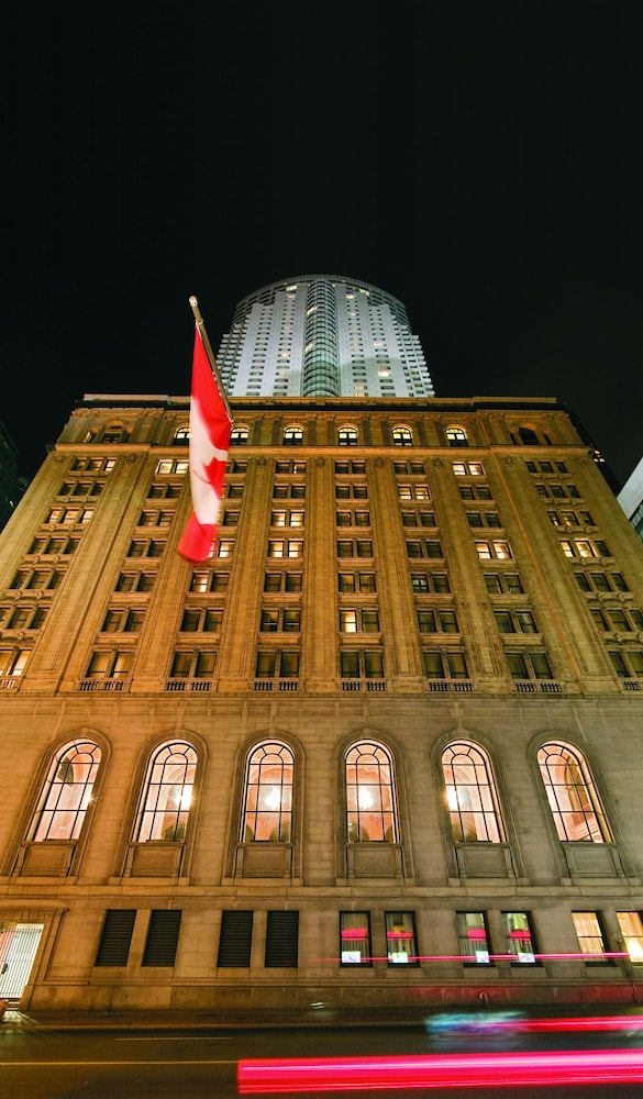 7 Star Hotel Rooms: Book One King West Hotel & Residence In Toronto