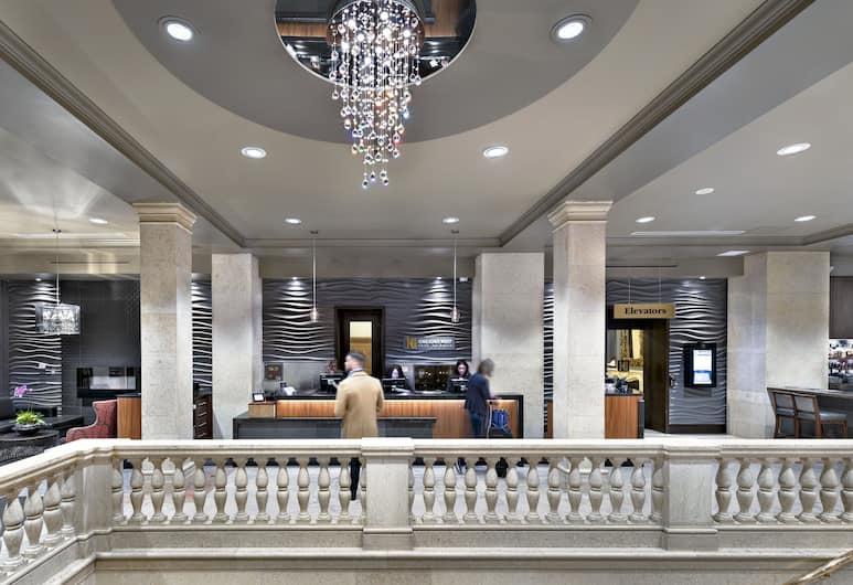 One King West Hotel & Residence, Torontas, Vestibiulis