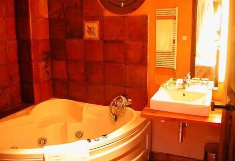 Domus Selecta Hotel Doña Anita, Requena, Tweepersoonskamer, Bubbelbad