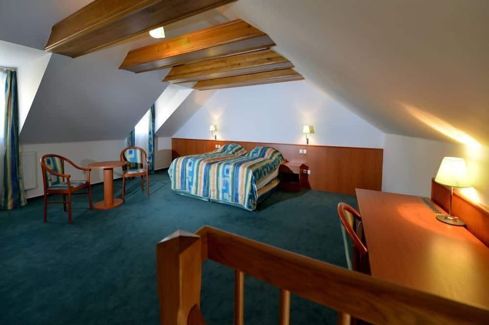 Familiedupleks - 1 soveværelse - Temaværelse for børn