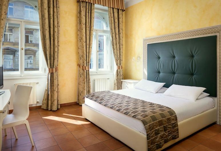 Hotel Caesar Prague, Prag, Herbergi fyrir tvo (Antique), Útsýni úr herbergi