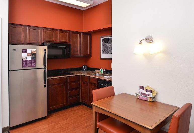 Residence Inn by Marriott Columbia Northeast/Fort Jackson Area, Kolumbija, Numeris, 1 miegamasis, Nerūkantiesiems, Svečių kambarys