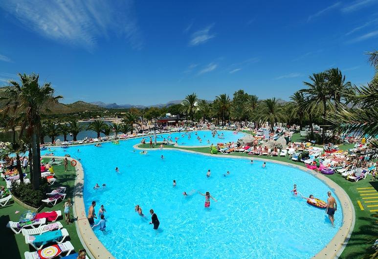 Club Mac - All Inclusive Family Resort, Alcúdia, Piscina al aire libre