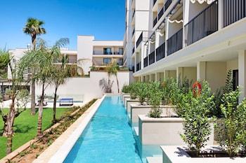 Palma de Mallorca bölgesindeki Paradiso Garden Hotel resmi