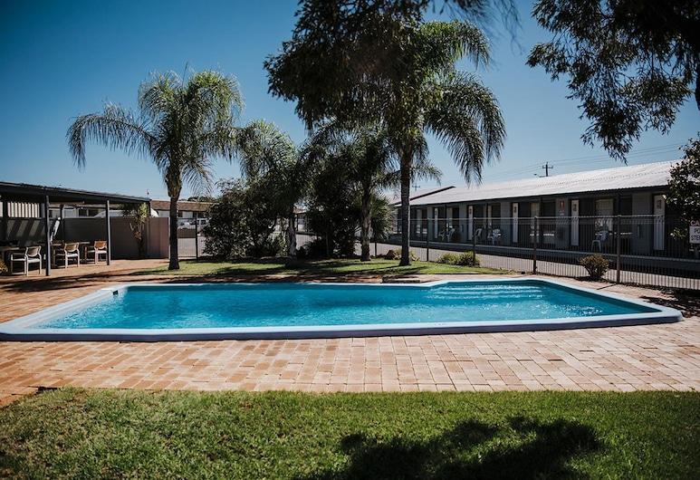 Kalgoorlie Overland Motel, Kalgoorlie, Piscine en plein air