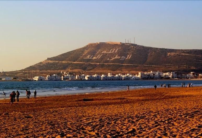 lti-Agadir Beach Club, Agadir, Praia