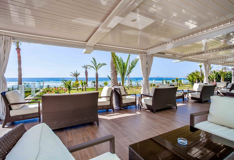 Atlas Amadil Beach Hotel, Agadir, Utendørsservering