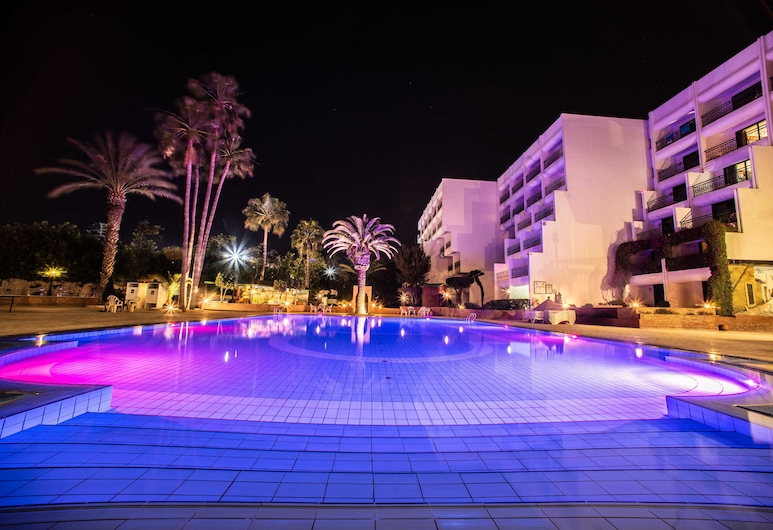 Hotel Argana, Agadir, Sundlaug