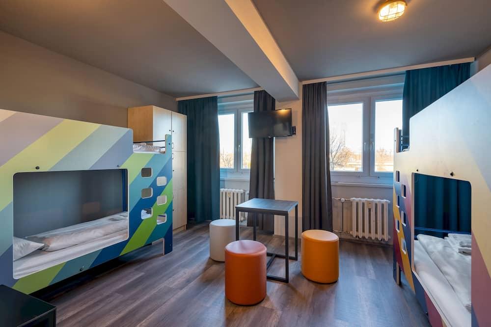 Hostel 4 bedded Room - Guest Room