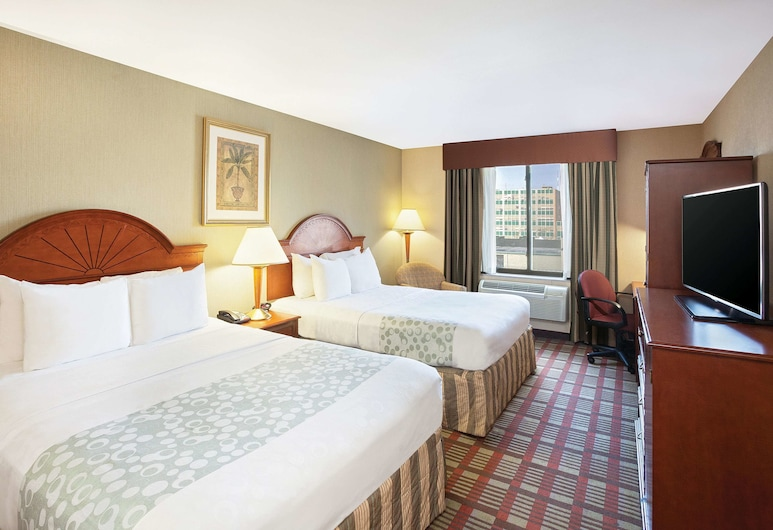 La Quinta Inn by Wyndham Queens (New York City), Long Island City, Kamar, 2 Tempat Tidur Queen, non-smoking, Kamar Tamu