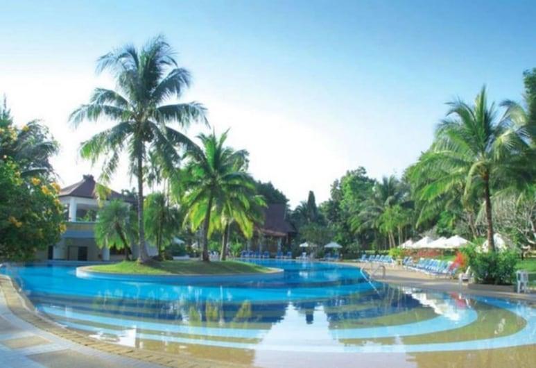 Maritime Park & Spa Resort, Krabi, Buitenzwembad