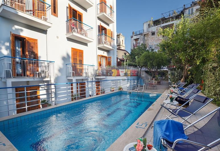 Hotel Club - Sorrento, Sant'Agnello, Pool