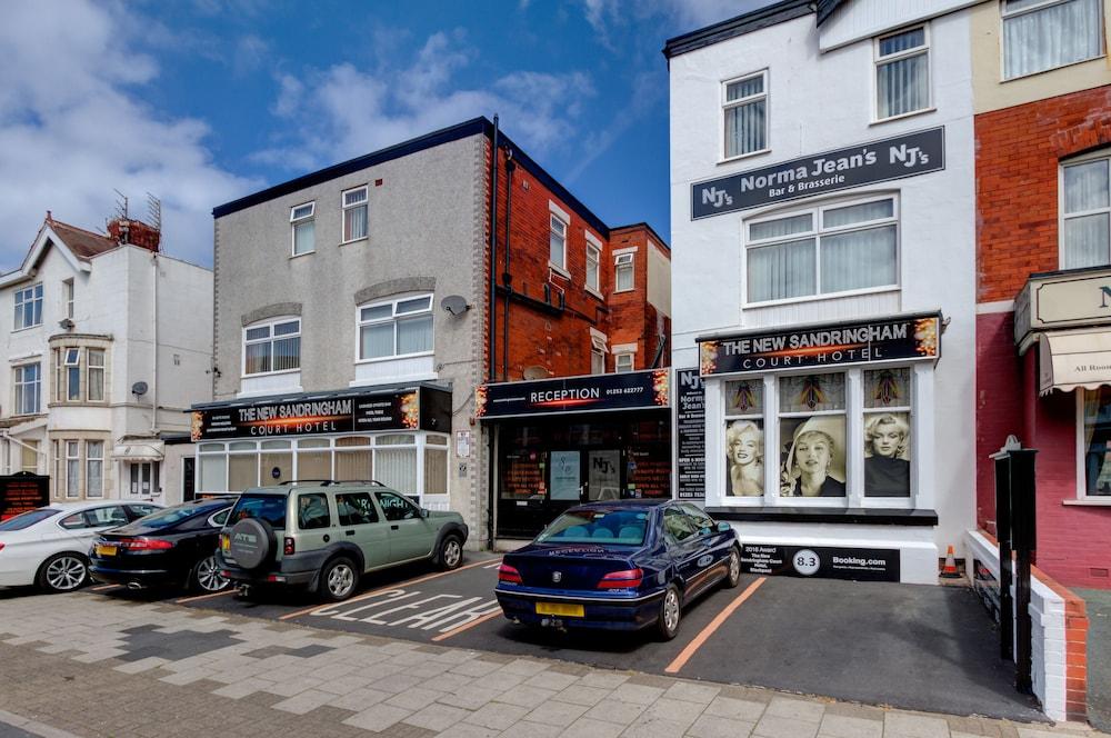 The New Sandringham Court Hotel & Norma Jeans Bar&Brasserie, Blackpool