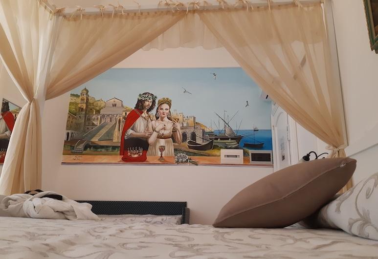 Hotel Antica Repubblica, Amalfi, Junior kamer, 1 slaapkamer, Balkon, Uitzicht op de stad, Kamer