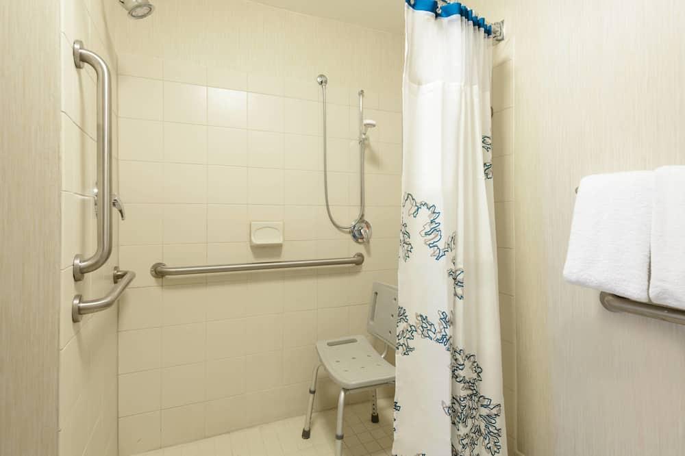 Estúdio, 1 cama queen-size, Não-fumadores - Casa de banho