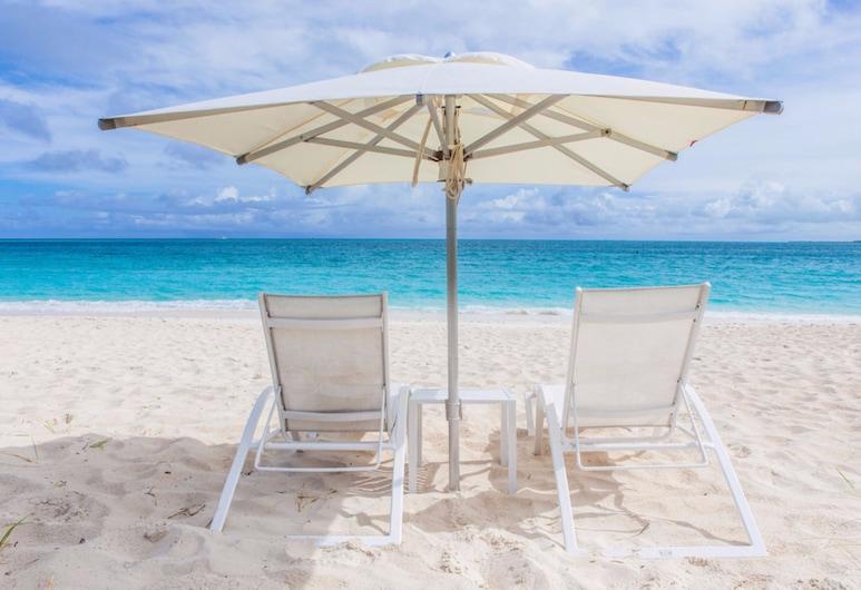 Le Vele Resort, Providenciales-sziget, Strand
