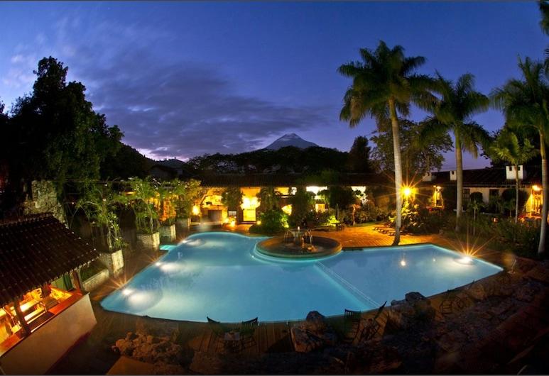 Hotel Museo Spa Casa Santo Domingo, Antigua Guatemala, Outdoor Pool