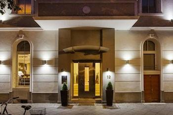 Fotografia do Quentin Design Hotel Berlin em Berlim