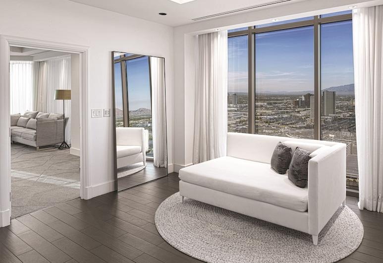 Delano Las Vegas at Mandalay Bay, Las Vegas, Delano Penthouse Panoramic Suite, Guest Room