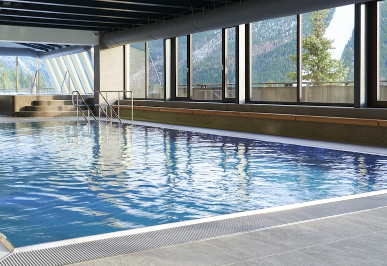 Orea Resort Horal, שפילנדרוב מלין, בריכה מקורה