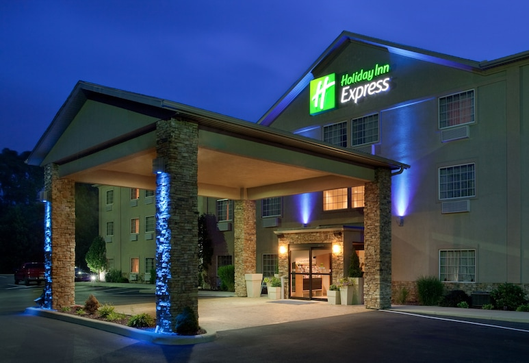Holiday Inn Express Mount Pleasant-Scottdale, Mount Pleasant, Exterior