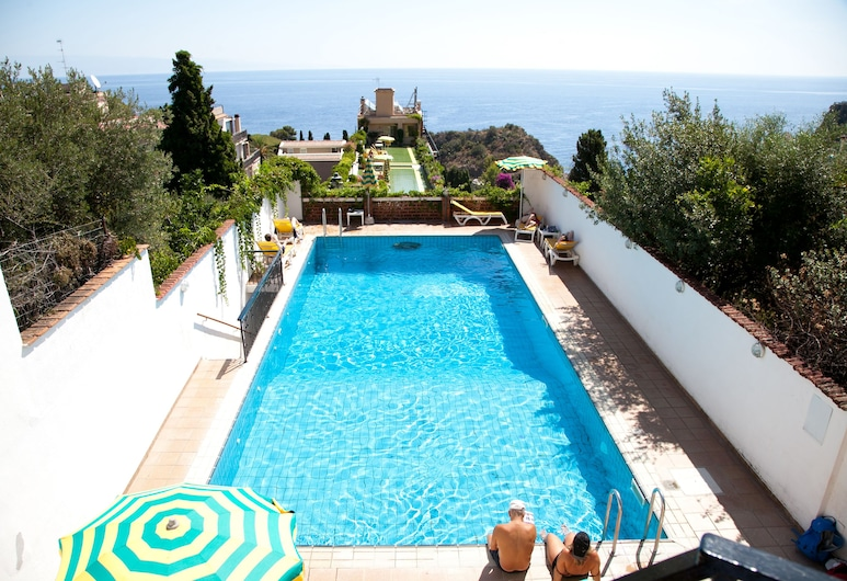 Hotel Ipanema, Taormina, Piscina all'aperto