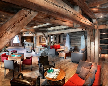Picture of CGH Résidences & Spas La Ferme du Val Claret in Tignes