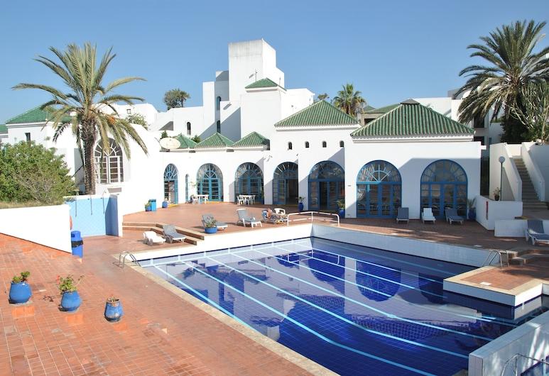Igoudar Appart-Hotel, Agadir, Piscina Exterior