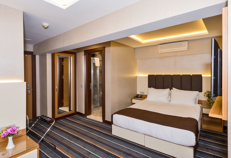 Bergama Hotel, Istanbul, Kahden hengen huone, Vierashuone