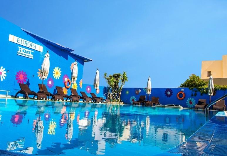 Europa Hotel, Rhodes, Outdoor Pool