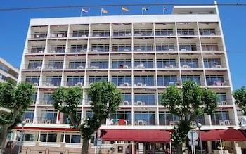 Calella — zdjęcie hotelu Mont-Rosa Hotel